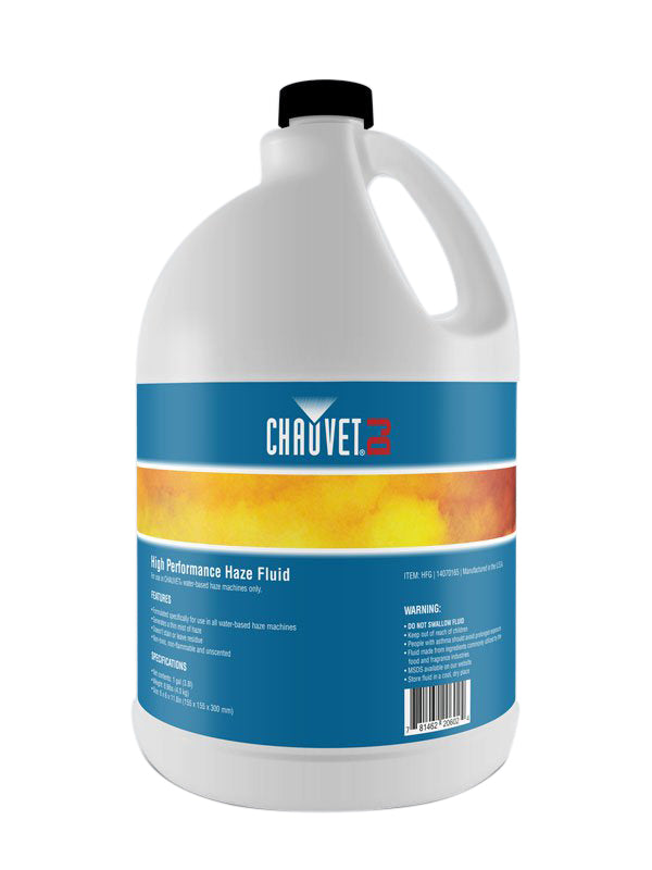 CHAUVET DJ HFG Haze Fluid 1 Gallon