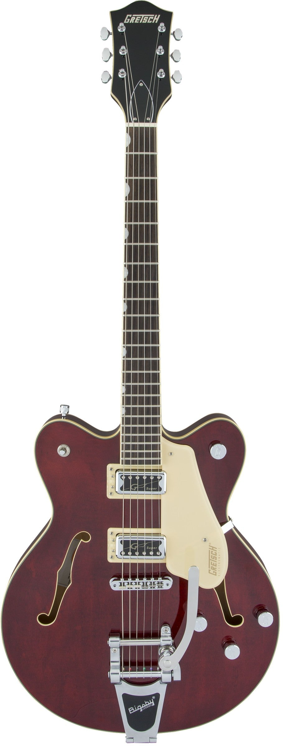Gretsch G5622T Electromatic Center Block Electric Guitar W/Bigsby, Rosewood Fingerboard