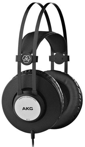 AKG K72 Closed Back Studio Headphones