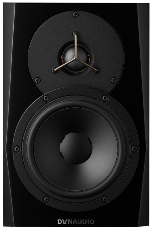 Dynaudio Professional LYD-5B Nearfield Reference Monitor - Black