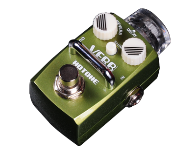 Hotone Skyline Series VERB Digital Reverb Pedal