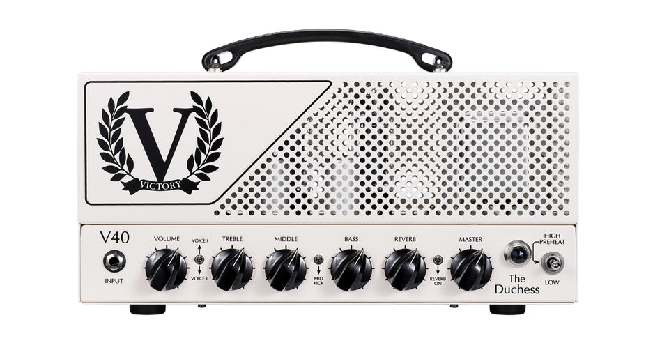 Victory Amps V40 The Duchess Guitar Amplifier Head