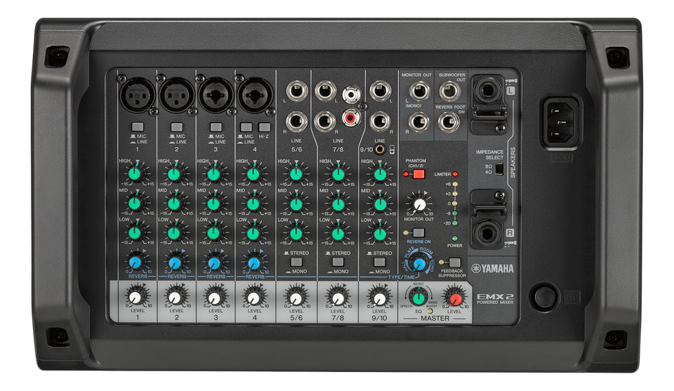 Yamaha EMX2 Portable PA W/ Built In Mixer