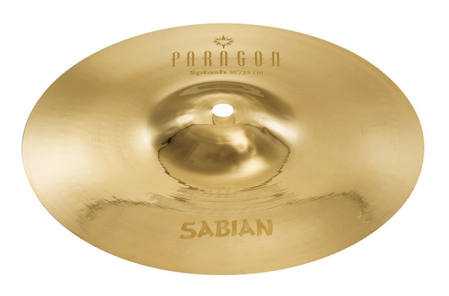 "Sabian 10"" Paragon Splash Cymbal Brilliant Finish"