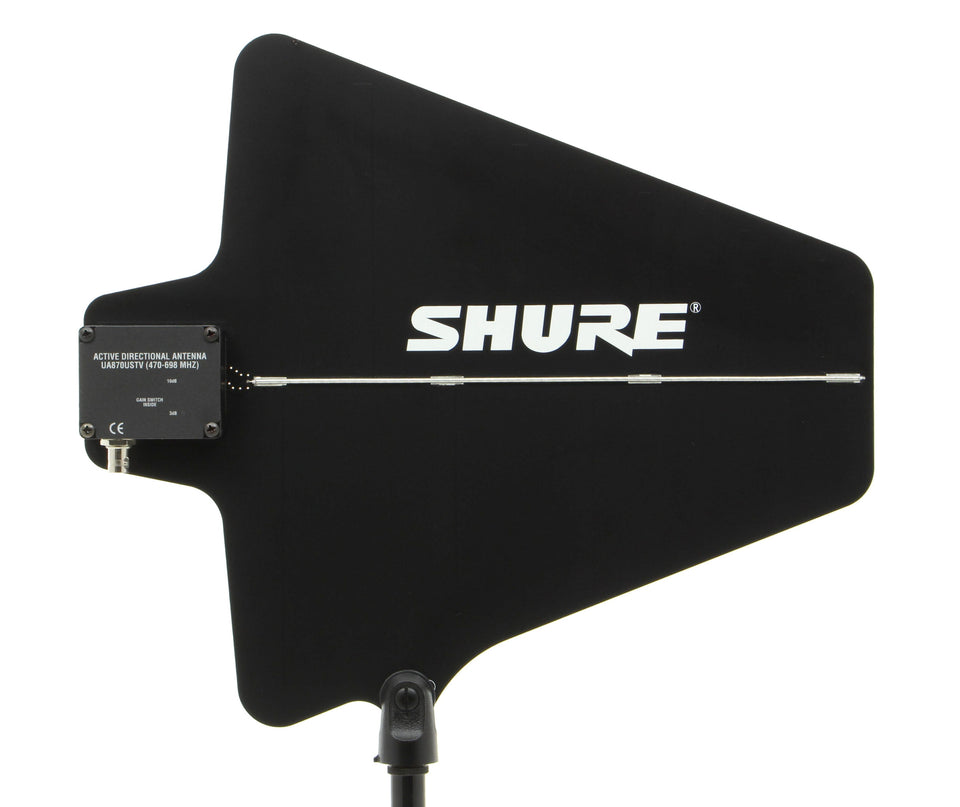 Shure PA805SWB Directional Antenna for PSM Wireless Systems