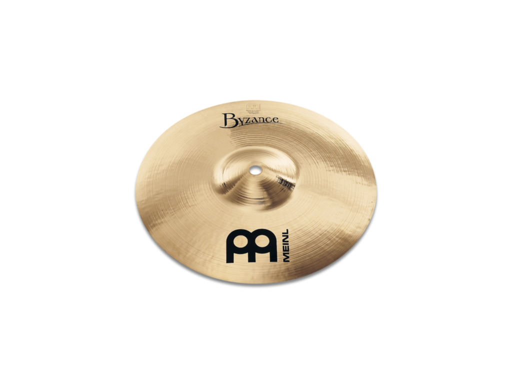"Meinl 12"" Byzance Brilliant Splash Cymbal"