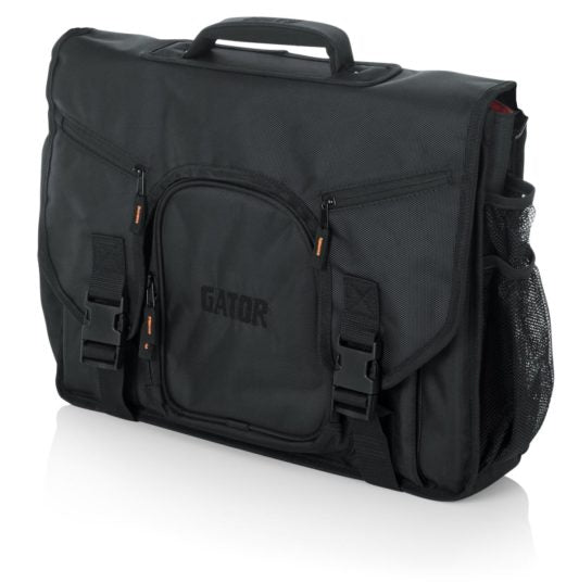 Gator Cases G-CLUB CONTROL DJ Controller Messenger Bag, 19-Inch Width