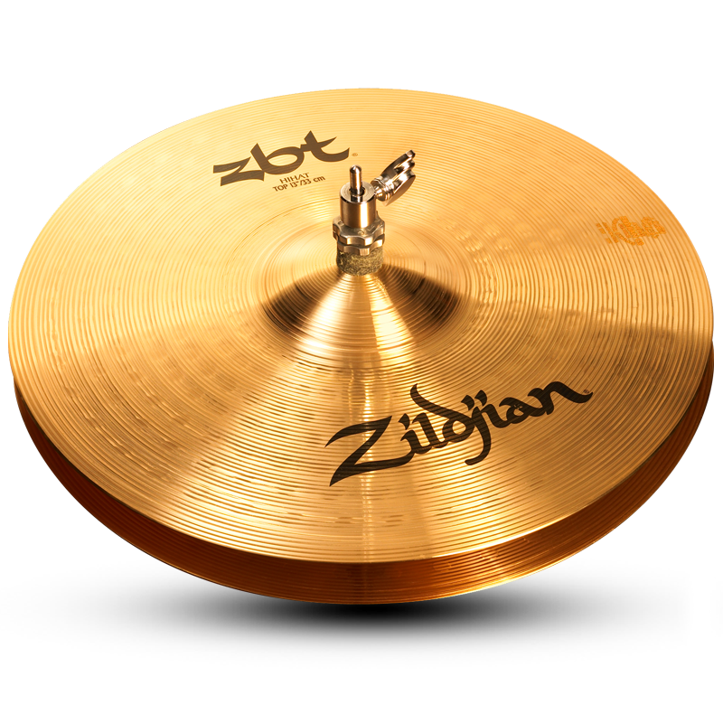 "Zildjian 13"" ZBT Hi-Hat Cymbal Bottom"