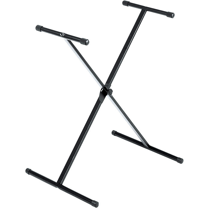 Yamaha PKBS1 Black, Metal, Collapsible X-Style Keyboard Stand