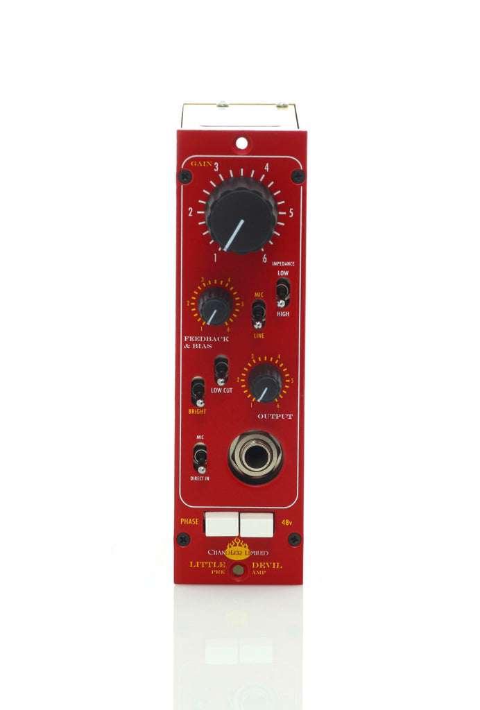 Chandler Limited Little Devil Preamp