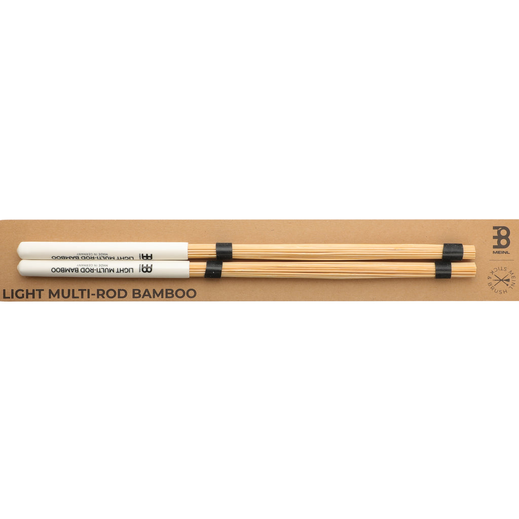 Meinl SB203 Bamboo Light Multi-Rod Bundle Sticks