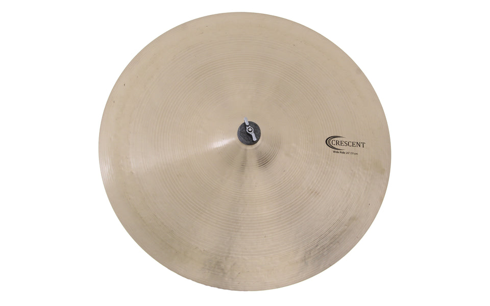 Sabian Crescent Stanton Moore Wide Ride Cymbal