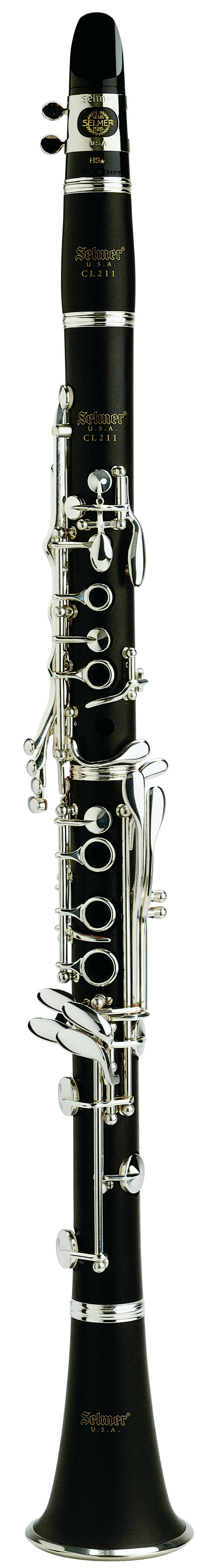 Selmer Model CL211 Step-Up B-Flat Clarinet Outfit