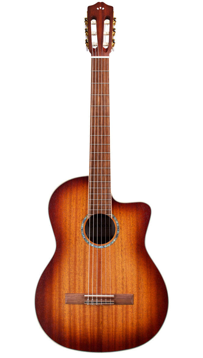 Cordoba C4-CE Classical Guitar - Solid African Mahogany