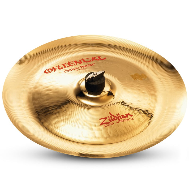 "Zildjian 15"" FX Oriental China ""Trash"" Cymbal"