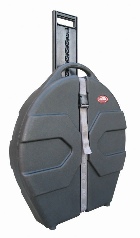 "SKB CV24W 24"" Cymbal Vault With Wheels"