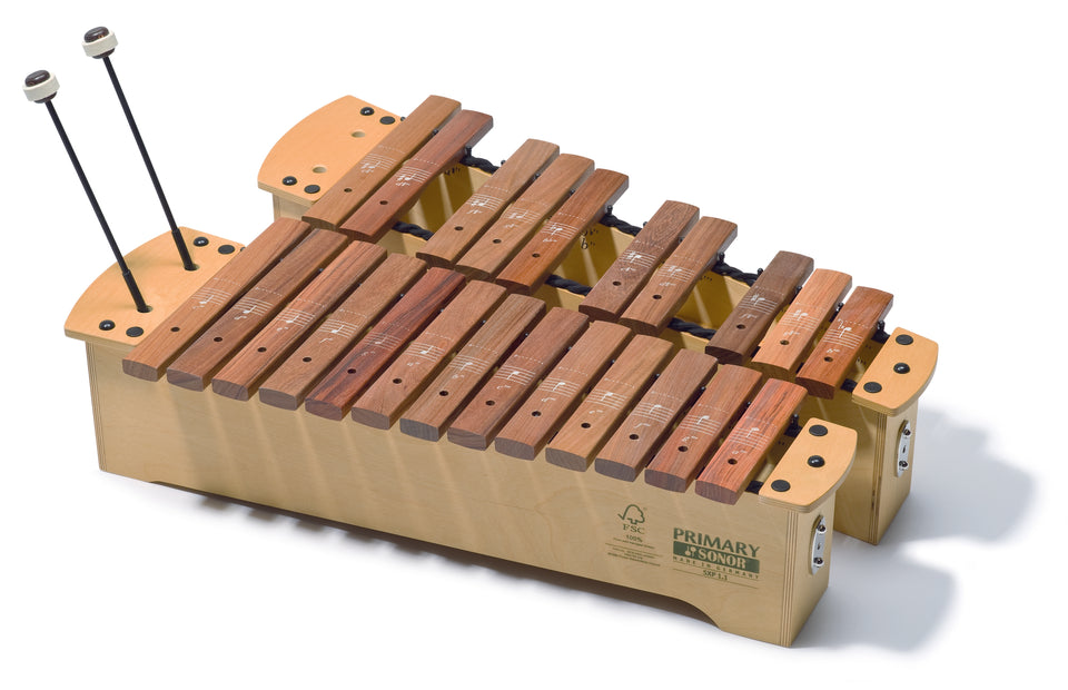 Sonor Orff SXP 3-1 Soprano Xylophone - Full Chromatic, Primary FSC Series