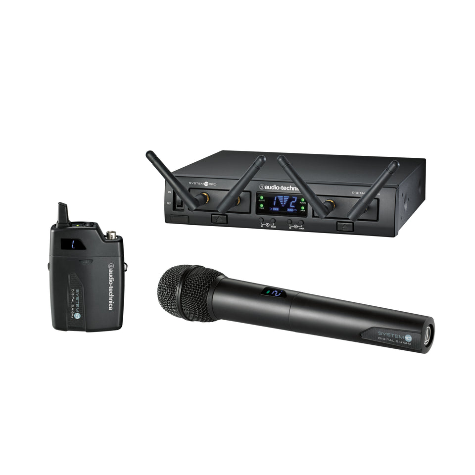 Audio-Technica ATW-1312 System 10 PRO Digital Wireless System