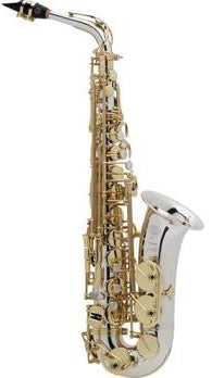 Selmer Paris Super Action 80 Series III Alto Sax - Sterling Silver