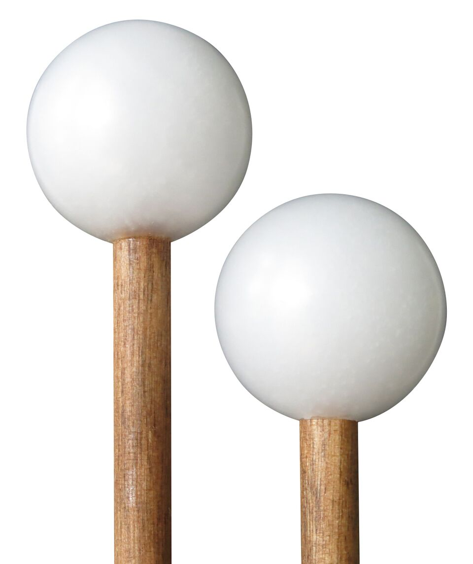 Timber Drum Co T2HP Hard Poly Mallets w/ Birch Handles