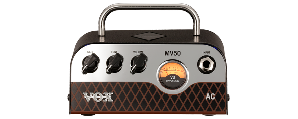 Vox MV50 AC Compact Guitar Amp Head