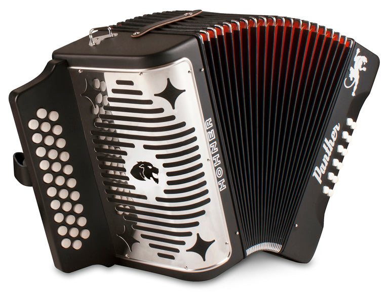 Hohner 3100FB Panther FBE Diatonic Accordion
