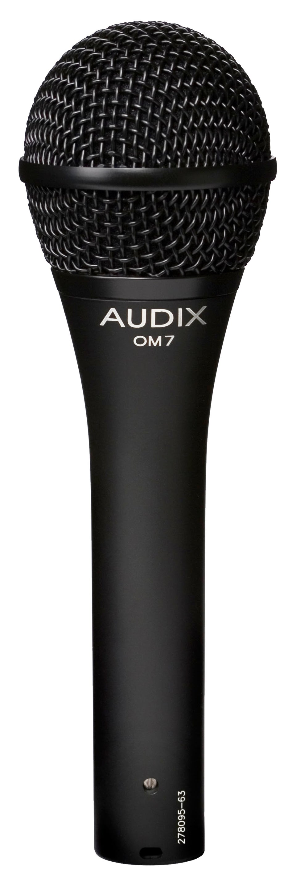 Audix OM7 Hypercardioid Dynamic Touring Vocal Microphone