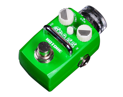 Hotone Skyline Series GRASS Overdrive Stomp Box