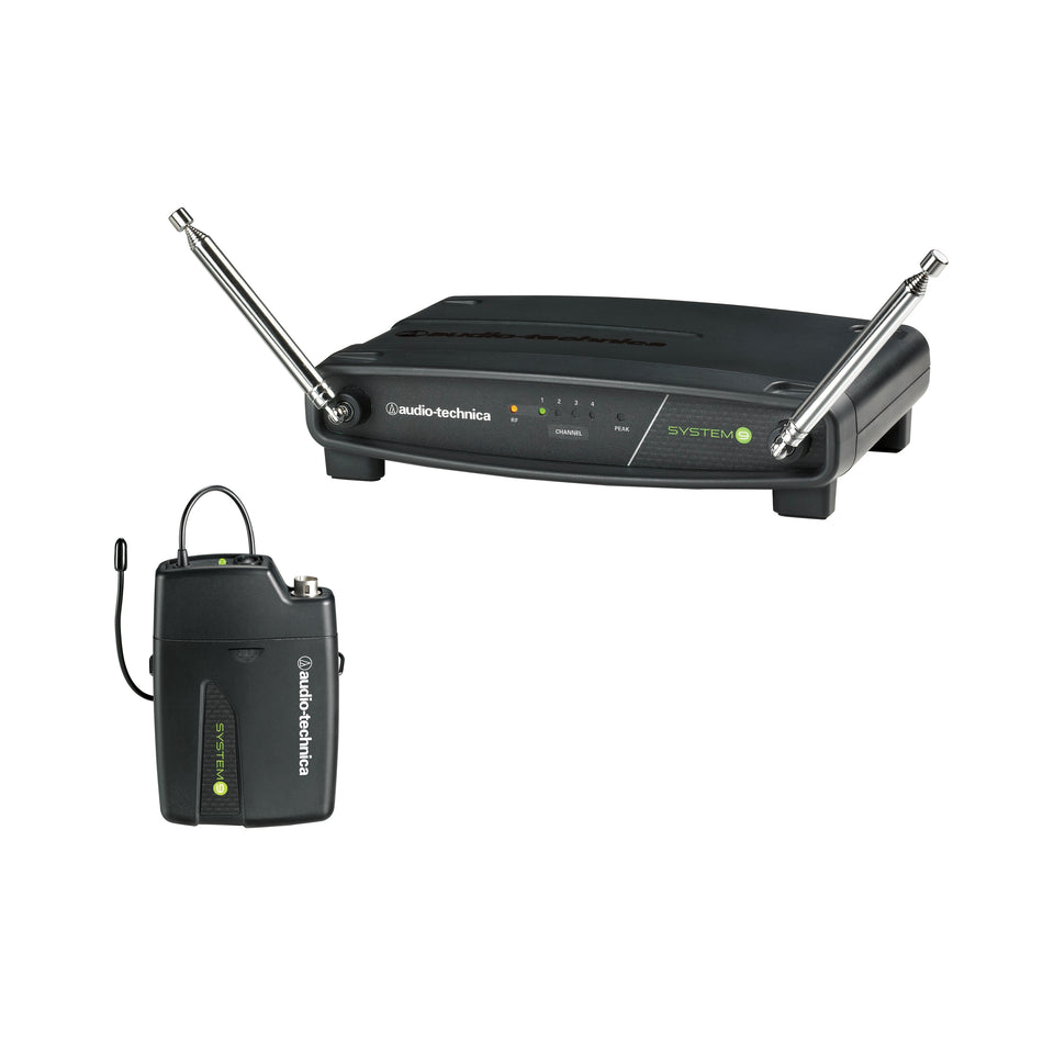 Audio-Technica ATW-901 VHF Wireless Body Pack System