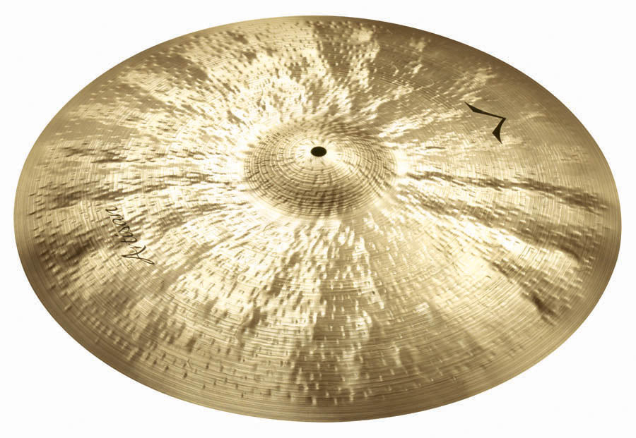 "Sabian 20"" Artisan Medium Ride Cymbal Brilliant Finish"