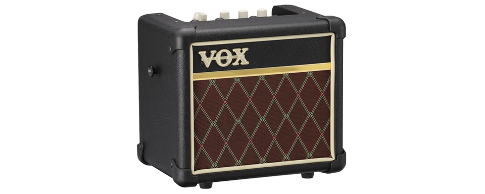 Vox MINI3 G2 Portable Modeling Guitar Amplifier - Classic