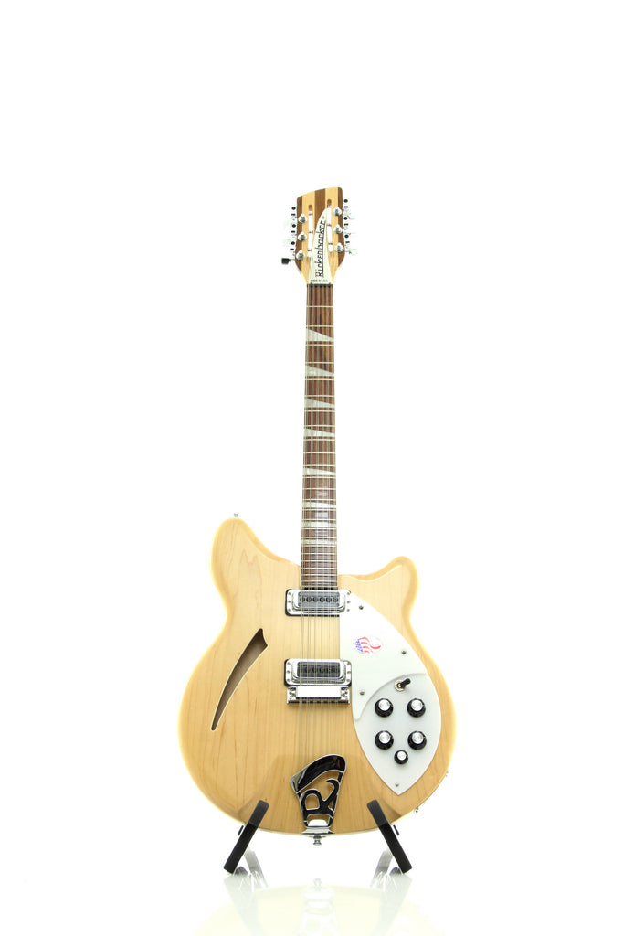 Rickenbacker 360/12 12 String Electric Guitar - Mapleglo