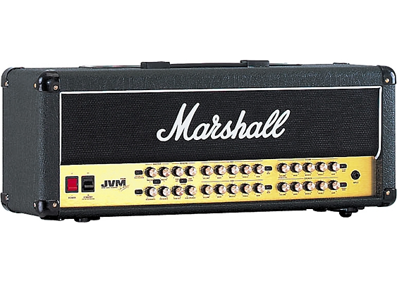 Marshall JVM410H 100 Watt Tube Guitar Amp Head