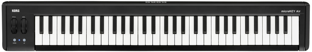 Korg microKEY Air-61 Bluetooth MIDI Keyboard - 61 Key