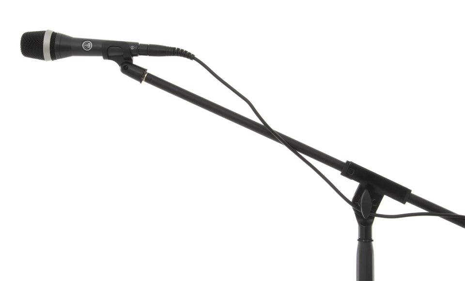 AKG D5 StagePack - Includes Microphone, Stand And Cable