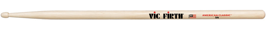 Vic Firth 5A American Classic Drumsticks Wood Tip