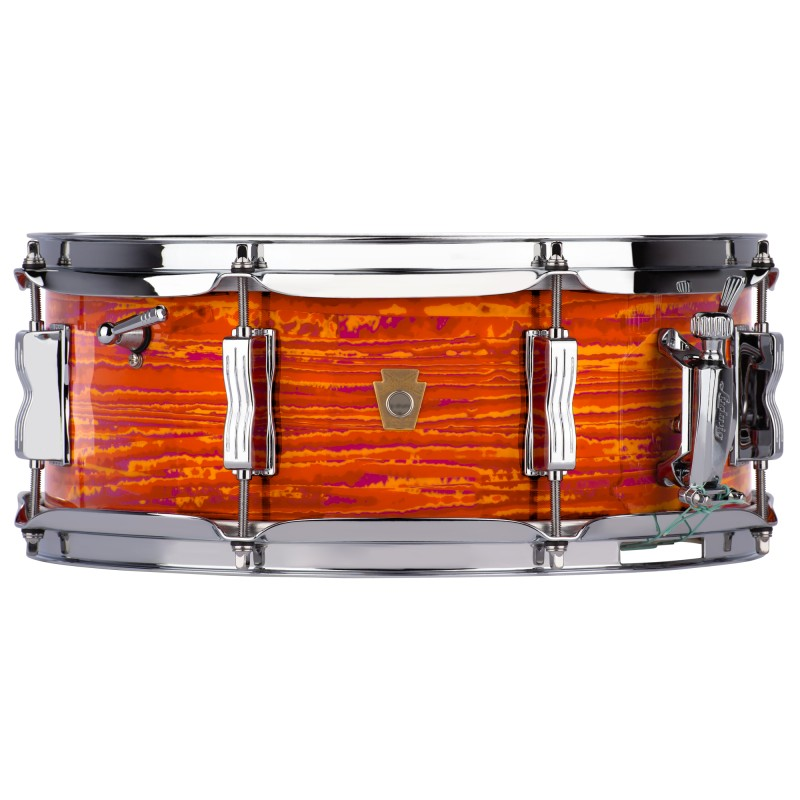"Ludwig 14""x5.5"" Legacy Mahogany Jazz Fest Snare Drum"