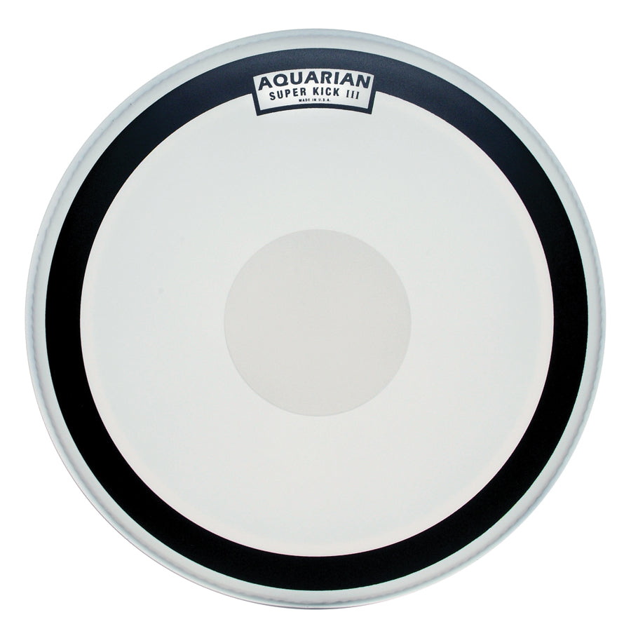 "Aquarian 22"" Super-Kick III Bass Drum Head"
