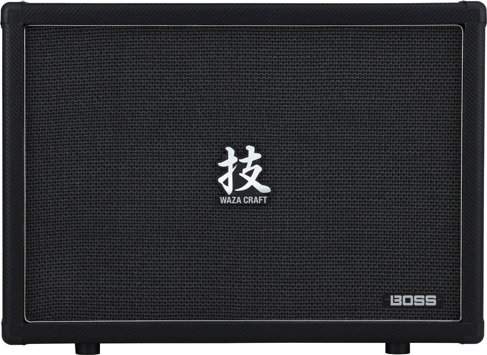 "Boss Waza Craft 2 x 12"" Guitar Amp Cabinet"