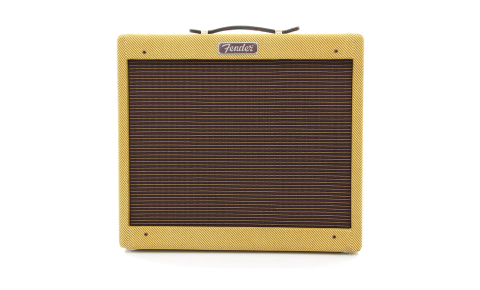 Fender Blues Junior Lacquered Tweed 15w Tube Combo