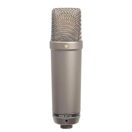"Rode NT1-A 1"" Low Noise Cardioid Condenser Microphone"