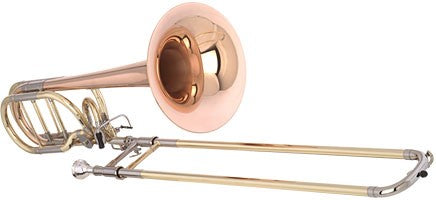 Getzen 1052FDR Eterna Series Independent Bass Trombone