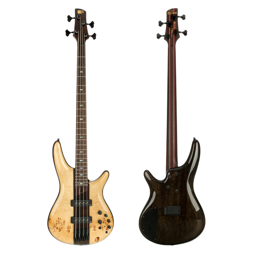 Ibanez SR1700BE-NT Premium Electric Bass - Natural