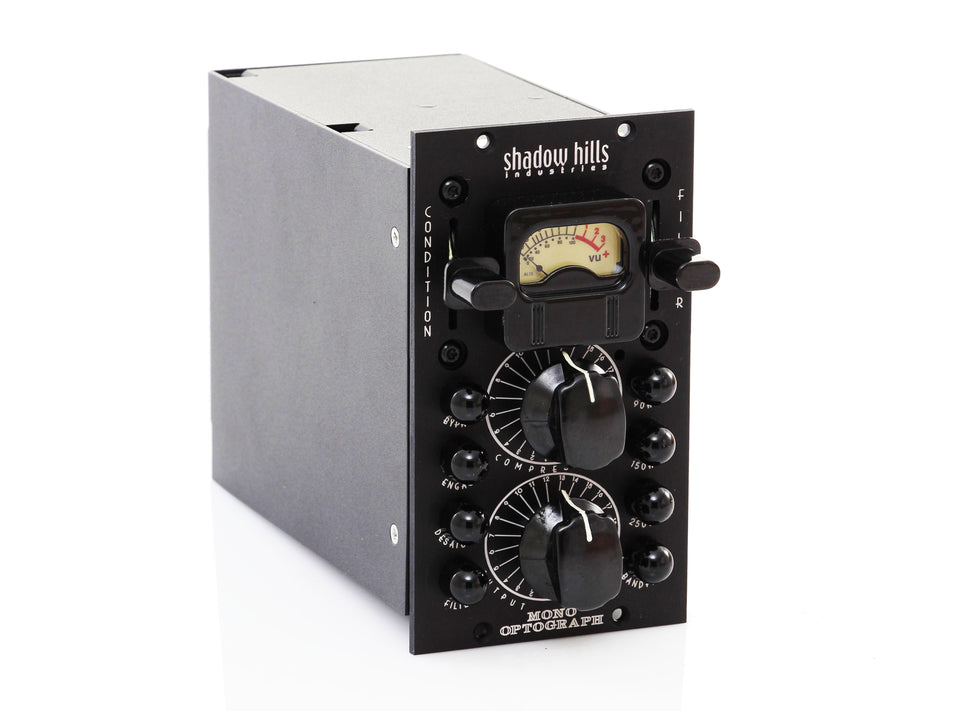 Shadow Hills Mono Optograph Single Channel Optical Compressor