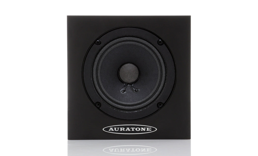 Auratone 5C Super Sound Cube Monitors (Pair) - Black