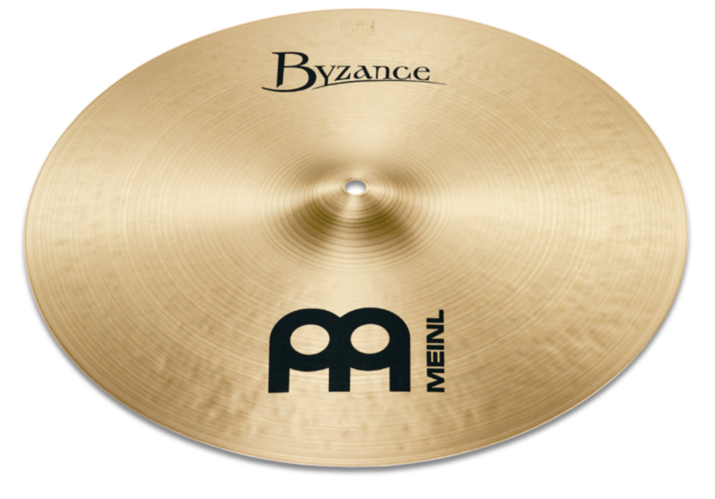 Meinl Byzance Traditional Thin Crash Cymbal