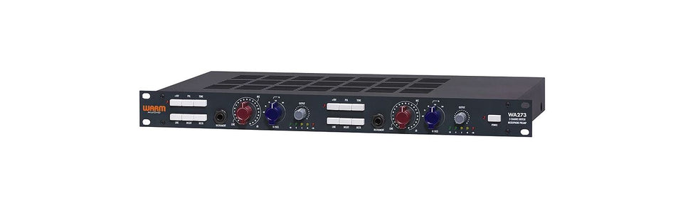 Warm Audio WA273 2 Channel British Mic Pre