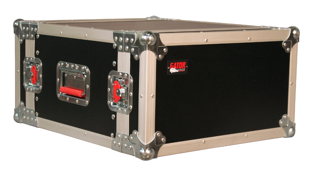 Gator Cases G-TOUR 6U ATA Wood Flight Rack Case