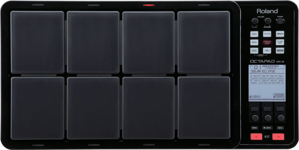 Roland SPD-30-BK OCTAPAD Digital Percussion Pad Black