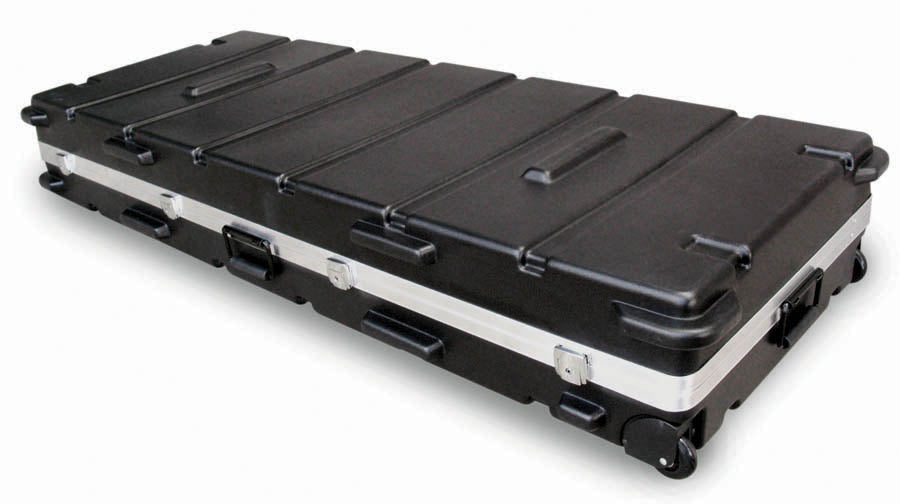 SKB 6118W 88 NOTE ATA KEYBOARD CASE W/WHEELS